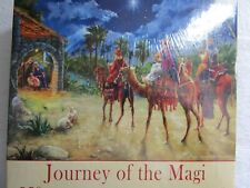 """Journey of The Magi 550 pc Jigsaw Puzzle 15x24"""" by SunsOut  (M. Corti)"""