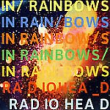 Radiohead: In Rainbows MUSIC AUDIO CD Experimental Rock Pop w/ Artwork 2008 ATO