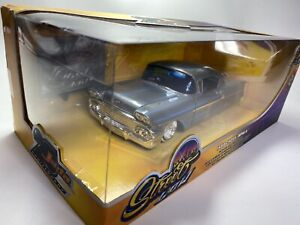 Jada Street Low 1958 Chevy Impala 1/24 Diecast Collectible