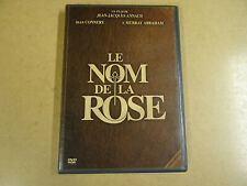 DVD / LE NOM DE LA ROSE ( SEAN CONNERY, E. MURRAY ABRAHAM, JEAN-JACQUES ANNAUD )