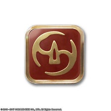 Final Fantasy Xiv Job Pin Badge samurai New from Japan