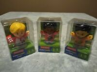 Fisher Price Little People Characters - Lot of 3 - BRAND NEW!!!!!