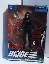G.I. Joe Classified Series Baroness with Custom Box / Package NO COIL Bike