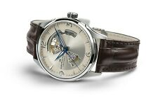 Hamilton Jazzmaster Open Heart Automatic  H32705521 100% Authentic