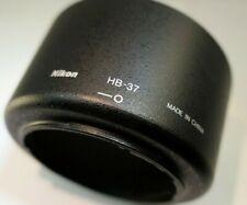 Nikon HB-37 Lens Hood Shade Genuine 55-200mm F/4-5.6G ED-IF AF-S DX VR OEM