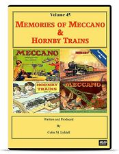 DVD Memories of Meccano & Hornby Trains Dinky Toys Dinky Supertoys