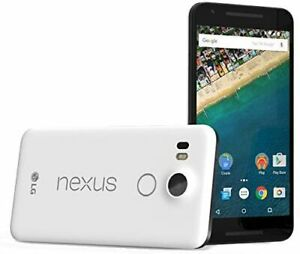 Nexus 5X H791 Carbon White Smartphone for parts