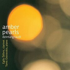 Toms Ostrovskis and Eriks Kirsfelds Egils Sefers - Amber Pearls [CD]