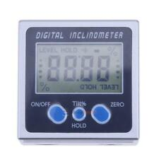 Digital Protractor Inclinometer Level Box Angle Meter Angle Gauge Tooling