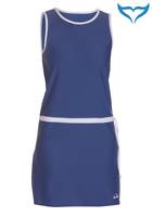 iQ UV 300 Tunika Kleid Damen XS S M L XL XXL navy blau Schutz Strand Sport NEU