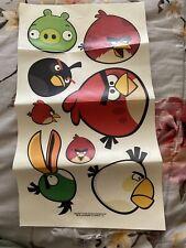 Angry Birds Wall Sticker 8 Room Decor