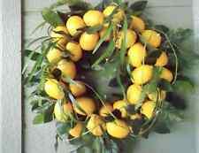 "Williamsburg Style Apple Wreath Pine Wreath Base for Fresh Fruit Decoration 13"""""