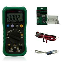 MASTECH MS8239C Digital Multimeter AC DC Voltage Capacitance Resistor Auto Range