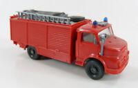 MB Mercedes Feuerwehr TLF rot Wiking 1:87 H0 ohne OVP [PF2-B5]
