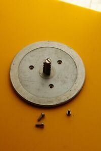 REVOX A77 MKI Reel ALU 1x Winding Reel TABLE Hub Spindle Spider Metal 10029-2