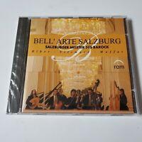 NEW Salzburger Meister des Barock by Bell Arte Salzburg CD 1996 Ram Classical