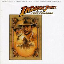 John Williams - Indiana Jones and the Last Crusade [CD]