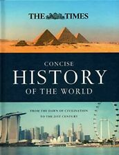 The Times Concise History of the World by Geoffrey Parker BRAND NEW