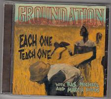 GROUNDATION - each one teach one CD