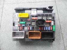 CITROEN BERLINGO FUSE BOX ENGINE BAY, DIESEL, B9C, 03/09- BSM R05 9807028880