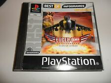 PLAYSTATION 1 PSX ps1 Eagle One Harrier Attack (2)
