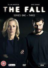 The Fall: Complete Series/Seasons 1 - 3   NEW & SEALED DVD BOXSET (Jamie Dornan)