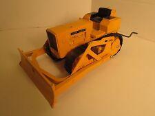 "Ertl John Deere 450 Crawler with Winch 1/16 Diecast 9"" Yellow"