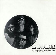 """A Bolha:  """"Um Passo A Frente"""" + Bonustracks (CD Reissue)"""