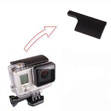 Underwater Lock Buckle Waterproof Clip Housing Case For GoPro Hero 3+/4 Black