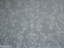 "DESIGNERS GUILD CURTAIN FABRIC DESIGN ""PORTIA"" 3.25 METRES PALE JADE F2009/03"