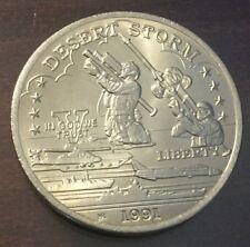 Desert Storm Hutt River Province $5 Coin