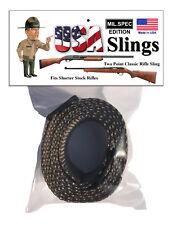 Rifle Sling Flat Dark Earth Mil.Spec (Best Match for Magpul™ FDE) - 2 Point Gun