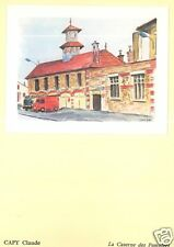 DRAVEIL + Essonne = Caserne des Pompiers par Claude CAPY