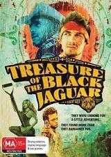 Treasure Of The Black Jaguar (DVD, 2012) - Region 4