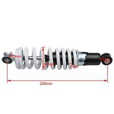 2x 250mm Rear Back Shock Absorber Spring Suspension QUAD BIKE ATV BUGGY