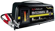 Manual del cargador de bateria de 12 voltios y 6 baterias de coche de alta po...