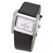New Miss Sixty Ladie's watch, black leather strap  RRP 99€