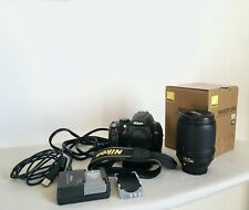Nikon D5000 12.3 MP Digital SLR Camera With 18-140mm Lens, Battery and Charger
