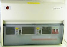 Wylex 10 Way 17th Edition Consumer Unit 100A Mains Switch 2 x 80A RCD (D2007)