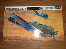 1973 Revell of Japa Models 1/32 NAKAJIMA Ki-43-IIb HAYABUSA OSCAR No stickers