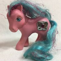 Vintage My Little Pony Princess Primrose Earth Pony 1987 G1 Hong Kong Butterfly