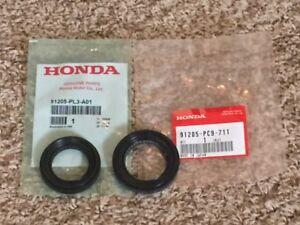New OEM Honda 99-00 Civic Si B16A2 EM1 Del Sol DOHC VTEC Transmission Axle Seals