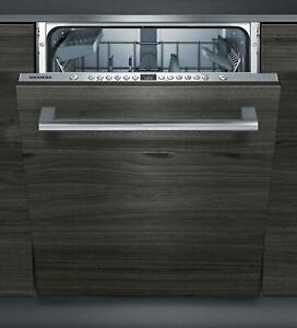 Siemens iQ300 SN636X01PE Einbau-Geschirrspüler(AquaStop, vollintegriert, EEK: D)