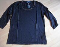 blau-grau Long-Bluse Fiora Blue NEU!! KP 59,99 € SALE/%/%/%