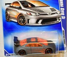 HOT WHEELS 2009 MODIFIED RIDES HONDA CIVIC SI #06/10 MIB