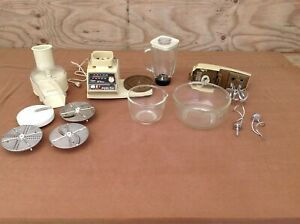 Oster Kitchen Center 970-06A, Blender, Food Processor and Mixer All In One Works