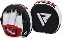 RDX Boxing Pads Focus Mitts MMA Muay Thai Hook and Jab Focus Pad Smartie T1