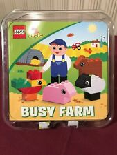 Lego Duplo Read & Build 6759 Busy Farm - Storybook ,15 pcs