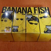 BANANA FISH Reprinted BOX Complete set vol.1~4 New, Unopened From Japan