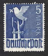 Germany: Dove of Peace; 5M; unmounted mint (Mnh)